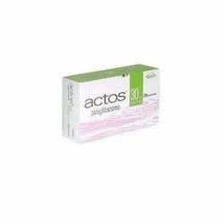 Actos Pioglitazone Tablets
