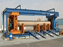 GRP Pipe Hydro-Testing Machine
