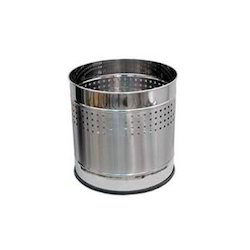 Round Planter Dustbin