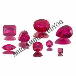 Ruby Mixed Shape Cut