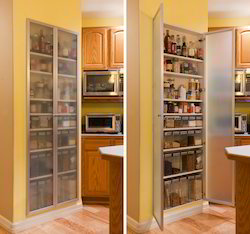 Pantry Cabinets Pantry Cabinet Manufacturer From New Delhi