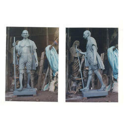 Mahatma Gandhi Bronze Statue
