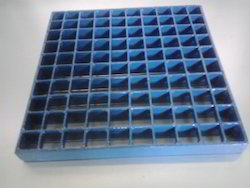 Interlock Flat Grating