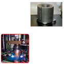 Welded Stator Stack for Welding Machines
