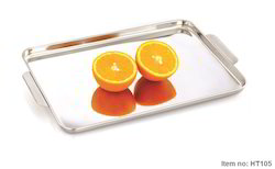 Stainless Steel Serving Trays