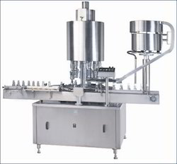 Automatic Multi Head Cap Sealing Machine