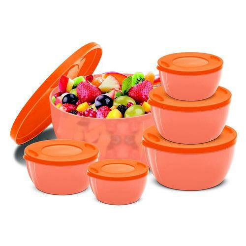 Glory 6 Pcs Container Set