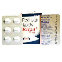 Rizatriptan - Rizatriptan Manufacturers, Suppliers & Exporters