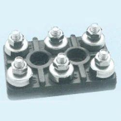 Terminal Block Suitable For Crompton 5-10 HP Motors