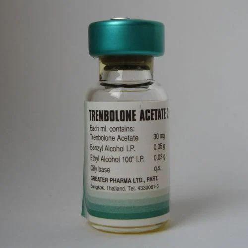 trenbolone e half life