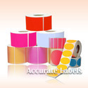 Colour Coated Labels