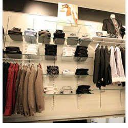 Garment Racks For Ladies Garments Manufacturer From Mumbai