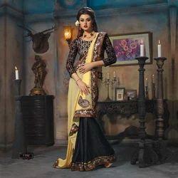 Premium Quality Paisley Beauty Designer Sarees