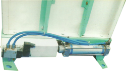 Pneumatic Valve Self Cleaning System