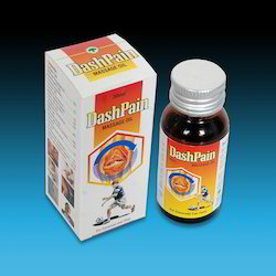 Dashpain Massage Oil