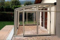 Balcony Retractable Tensile Structure