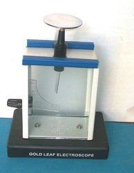 Gold Leaf Electroscope