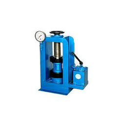 Cube Testing Machine with Polyhedron Pump
