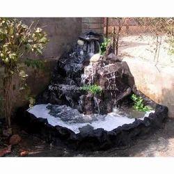 Corner Beauty Waterfalls