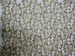 jari velvet embroidery fabrics