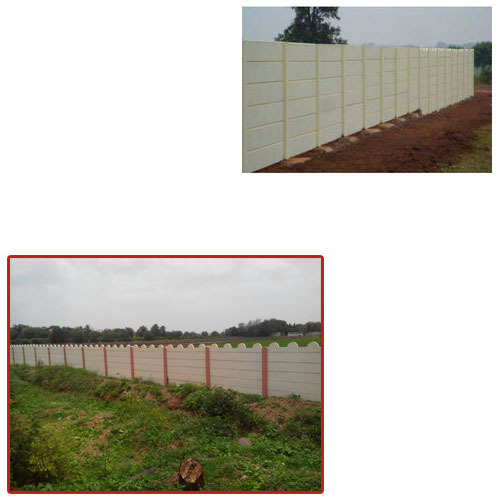 Prestressed Precast Compound Wall