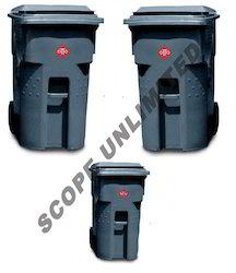 360 Litre Wheeled Dustbin