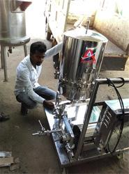 Coconut Oil Filtration Machine