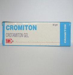 Crotamiton Gel
