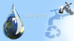 water audit conservation