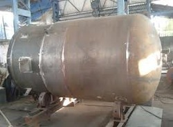 agitator heavy structure fabrication
