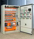 Industrial Power Control Panel