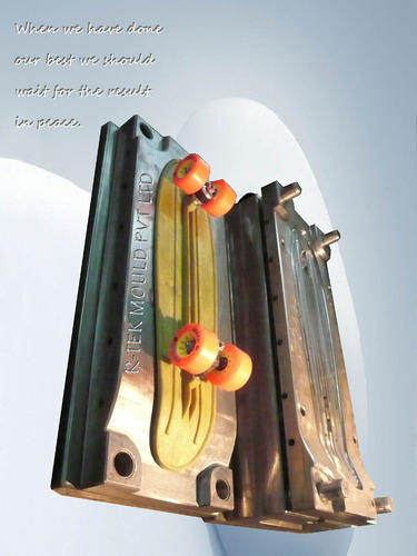Plastic Skateboard mould