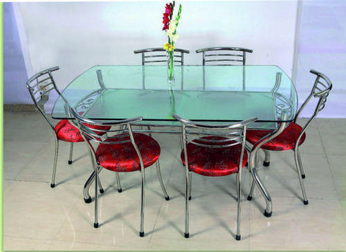 Marvelous Stainless Steel Dinning Set   Stainless Steel Dinning Set (ISD 02A)  Manufacturer From Kolkata Part 4