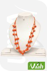Vaah Glass Bead Necklace