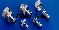 Nickel Plated Brass Grease Nipple Parts