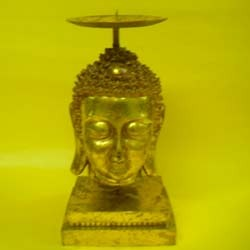 Buddha Candle Holder ( CS  RHF - 23 )