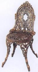 Cast Iron Chair For Garden Furniture
