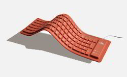 103a wired flexible keyboards
