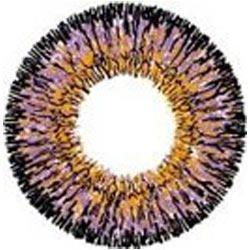 Purple Veins Color Contact Lens
