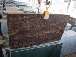 French Brown Scorpion Marble