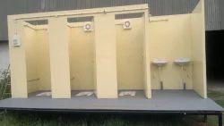 Big Portable Toilet Cabins