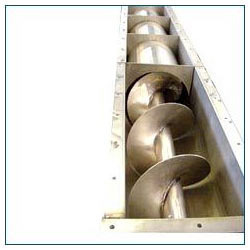 Screw Conveyors for Sugar Industry