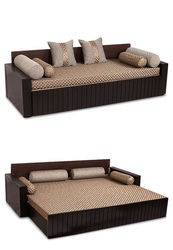 Wooden Sofa Bed