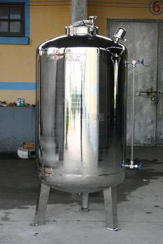 PW Storage Tanks