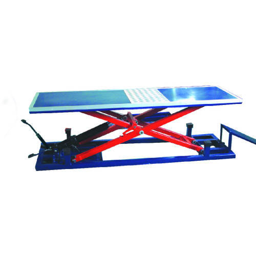 Foot Operated Ramp Hydraulic