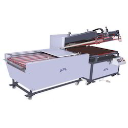 Semi Automatics Screen Printing Machine