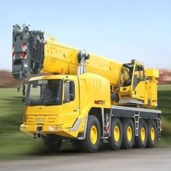 Telescopic Cranes on Hire