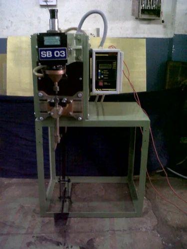 Pedal Operated Brazing Machine