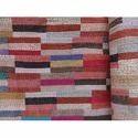 Multi Color Patchwork Kantha Bedspread