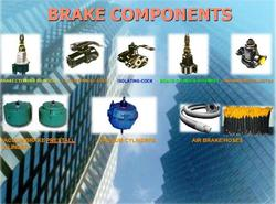 air brake cylinder components